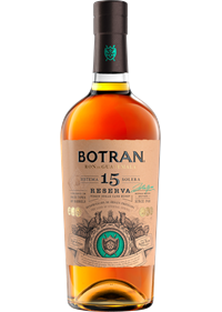 Botran Anejo Reserva 15 Years Old